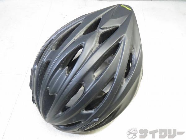 ヘルメット SOLAR 54-61cm 2013年式 ブラック