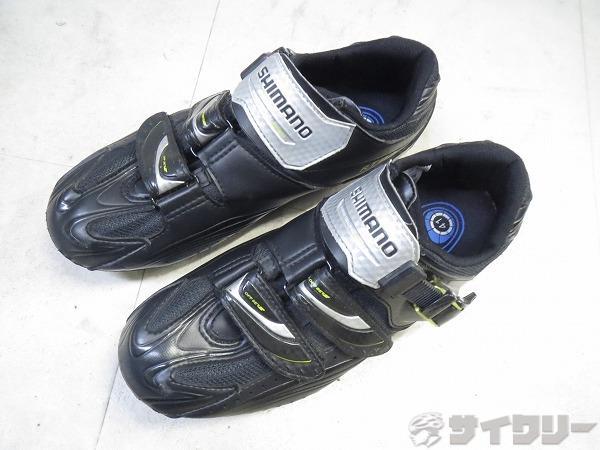 ビンディングシューズ SH-RT82 サイズ41(25.8cm) SPD ブラック