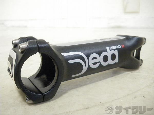 アヘッドステム ZERO2 ブラック 31.7mm/120mm/OS(28.6mm)
