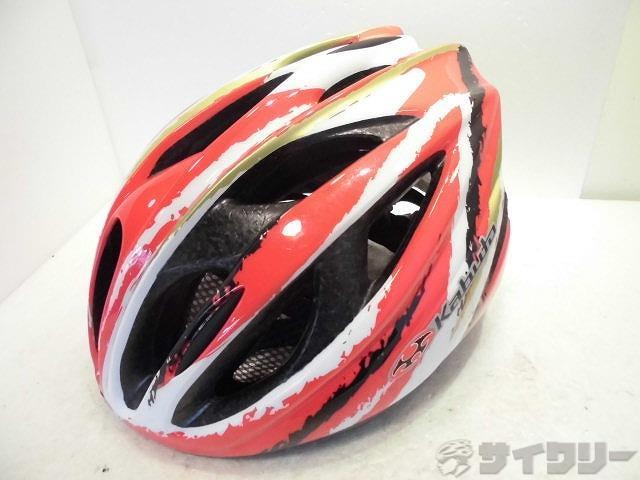 ヘルメット ENTRA M/Lサイズ レッド