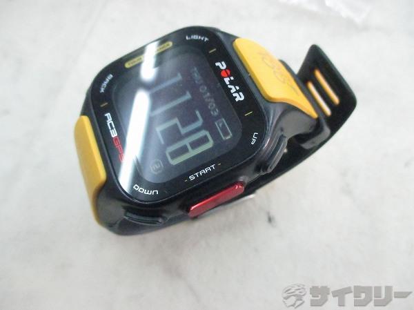 動作未確認 心拍系付きスポーツウォッチ RC3 GPS BIKE