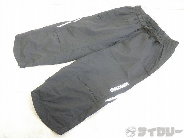 GWB-751 スプリング 3/4パンツ ブラック Mサイズ