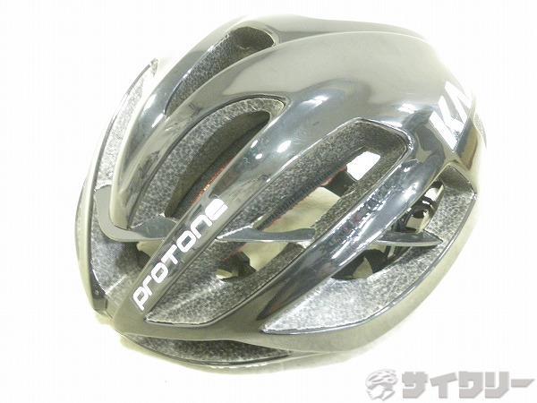 ヘルメット PROTONE2.0 ブラック L(59-62cm)