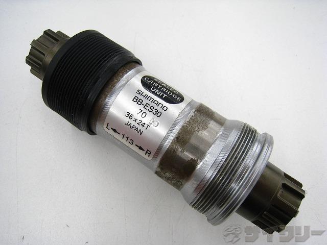 ボトムブラケット BB-ES30 ITA/70/113mm/オクタリンク