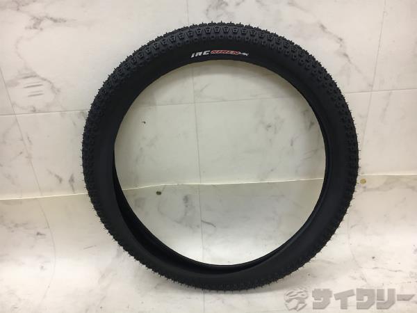クリンチャータイヤ SIREN SX 20x2.125(406) ブラック