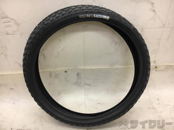 クリンチャータイヤ TRAIL SLAYER 20x2.1(406) ブラック