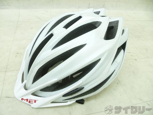 ヘルメット VELENO 58-61㎝ 2011年式 ホワイト