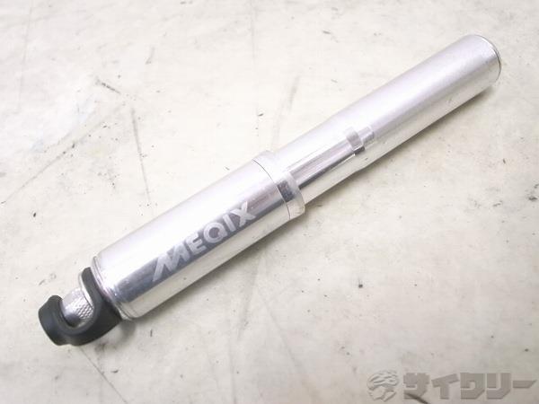 携帯ポンプ 仏/米式 シルバー