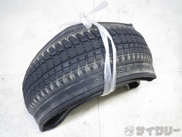 クリンチャータイヤ 20x1.90 ケブラー ブラック