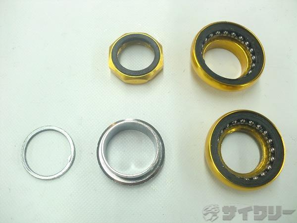 ヘッドパーツ 1インチ(25.4mm) ゴールド
