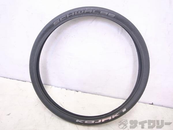 タイヤ KOJAK 20X1.35 クリンチャー ブラック