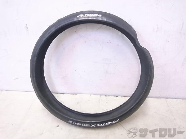 タイヤ FASTR X 20X1.75 クリンチャー ブラック