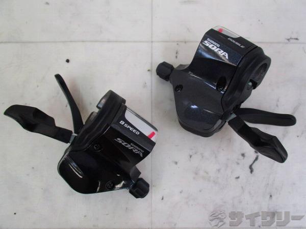 ラピッドファイヤーシフター SORA SL-3500 2×9s