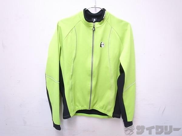 長袖ジャケット Lサイズ ライトグリーン