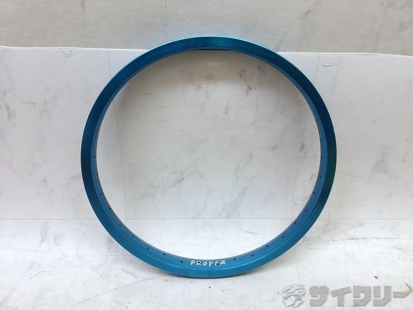 リム 20インチ(406) 36H ブルー