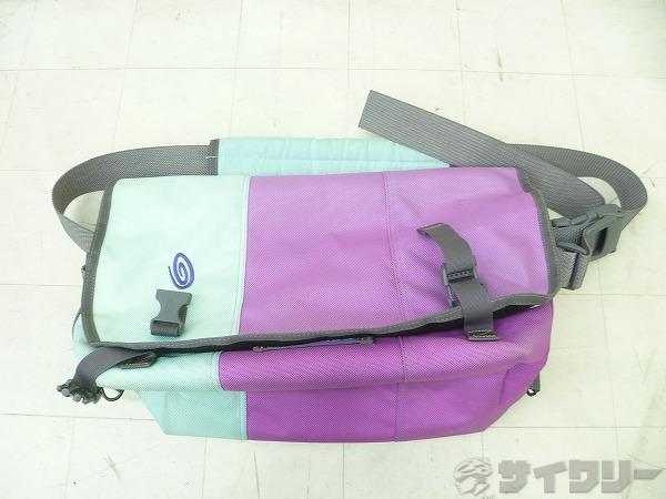 クラシックメッセンジャーバッグ Mサイズ ピンク