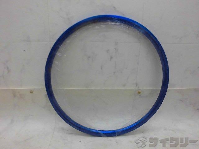 リム AERO 20インチ(451) 28H ブルー