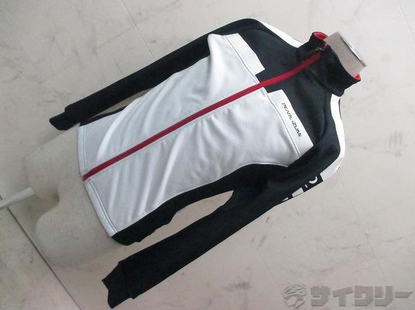 長袖ジャケット ホワイト WINDBREAK サイズ:M