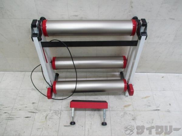 3本ローラー台 Moz Roller