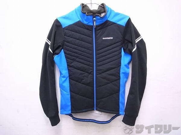 ジャケット CW-JAPW-PS12M Lサイズ(asia) ブルー/ブラック