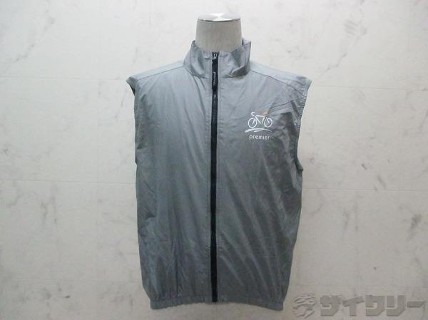 染み ノースリーブ ジャケット サイズ:L