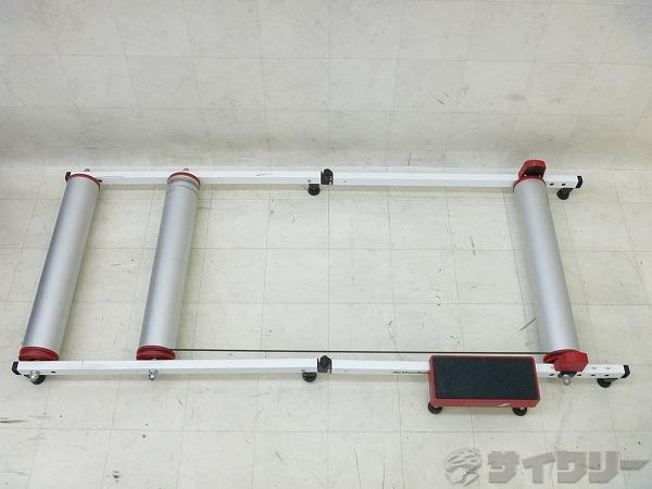 3本ローラー台 Action Roller ADVANCE ホワイト