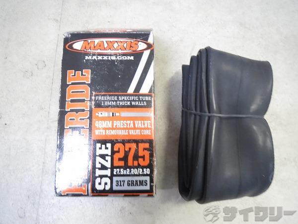 仏式チューブ 27.5x2.20-2.50 48mm