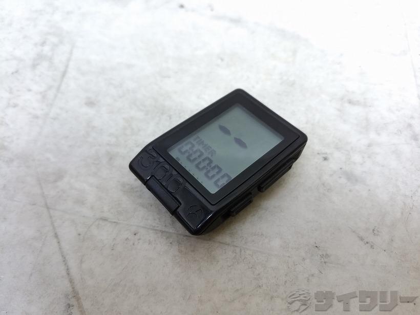 サイクルコンピュータ TRIP300 ※本体