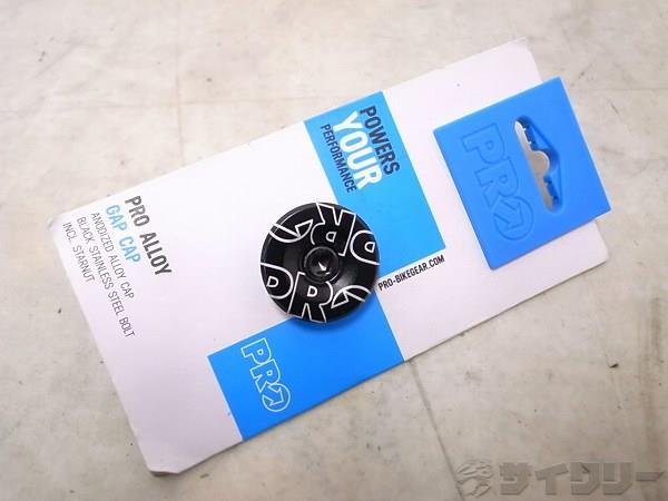 ヘッドキャップ GAP CAP OS(28.8mm) ブラック