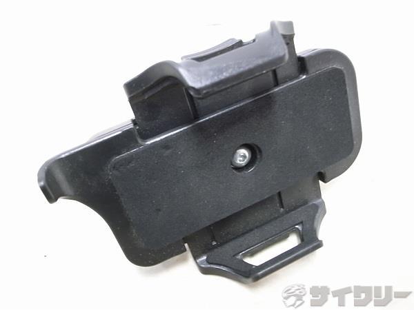 スマートフォンホルダー 22-29mm ブラック