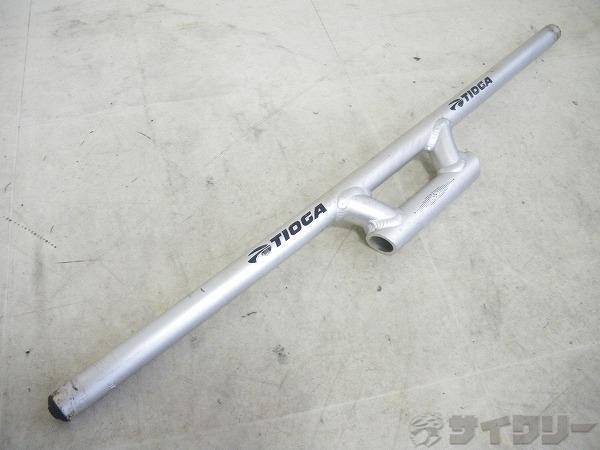 ハンドル シルバー 25.4mm/640mm