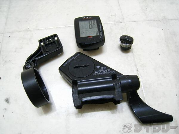 サイクルコンピューター CC-RD400DW ブラック