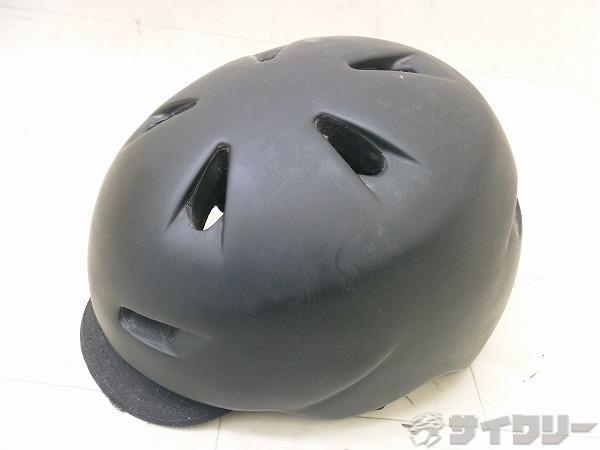 ヘルメット XXL(60.5-62cm) ブラック