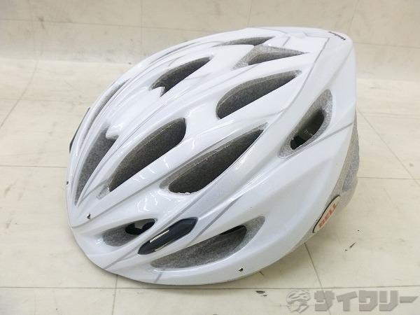 ヘルメット Venture 54-61cm ホワイト