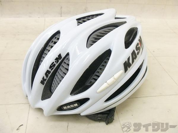 ヘルメット KS-10b 53-61cm ホワイト