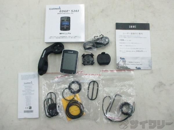 GPSサイクルコンピュータ GEDE520J ハートレート動作未確認