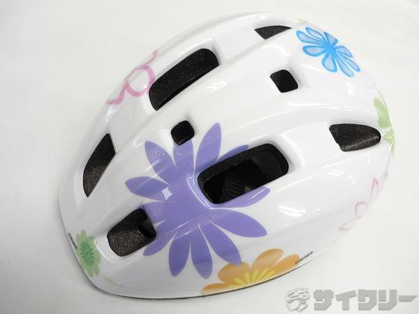子供用ヘルメット BHE-45 MINIFLOWER Sサイズ