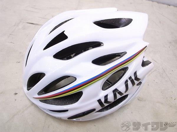 ヘルメット MOJITO Lサイズ(59-62cm) ホワイト