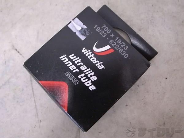 チューブ ULTRALITE INNERTUBE 700x19-23c 仏式/51mm