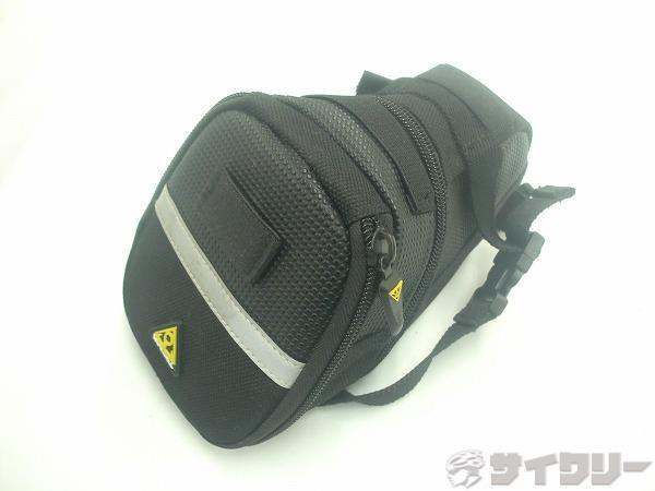 サドルバック (L160 x W85 x H110mm) ブラック