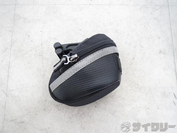 サドルバッグ  ウェッジパックⅡ マイクロサイズ クイッククリック ブラック