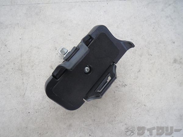 スマホホルダー ブラック φ22-29mm(表記)