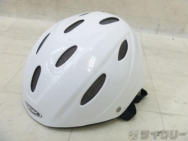 ヘルメット Cliff フリーサイズ ホワイト