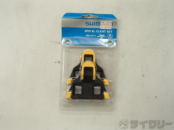 クリート SM-SH11 SPD-SL フローティング