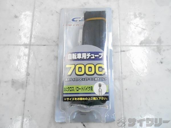 チューブ 700x27-31c 英式バルブ