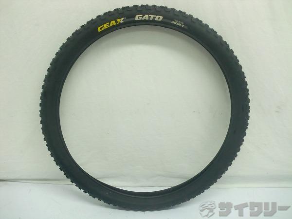 クリンチャータイヤ GATO 26x2.3