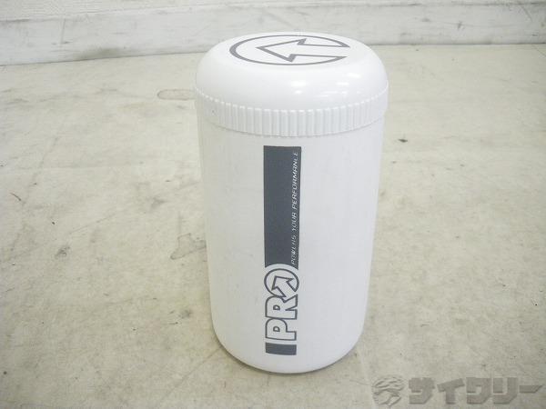ツールボトル ホワイト 全長:135mm(蓋含)
