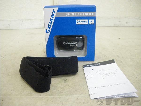 デジタルハートレートベルト ANT+/Bluetooth smart対応