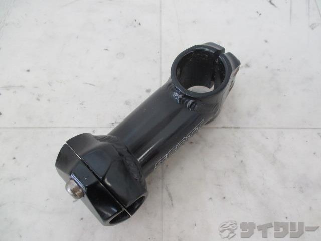 アヘッドステム COMPONENTS 25.4/85/28.6mm ブラック ※ボルト錆
