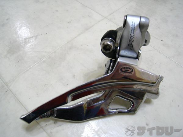 フロントディレイラー FD-M751 DeoreXT 31.8mm